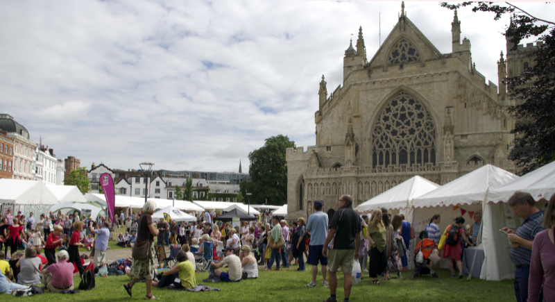 exetercraftfestival.co.uk
